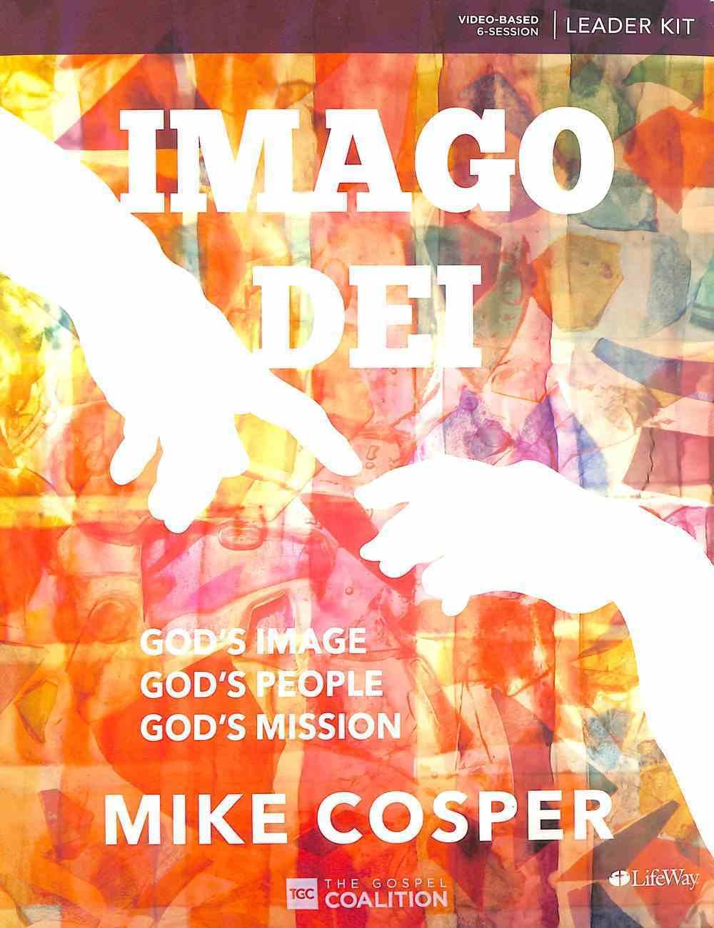 Imago Dei: God's Image, God's People, God's Mission (Leader Kit) Pack
