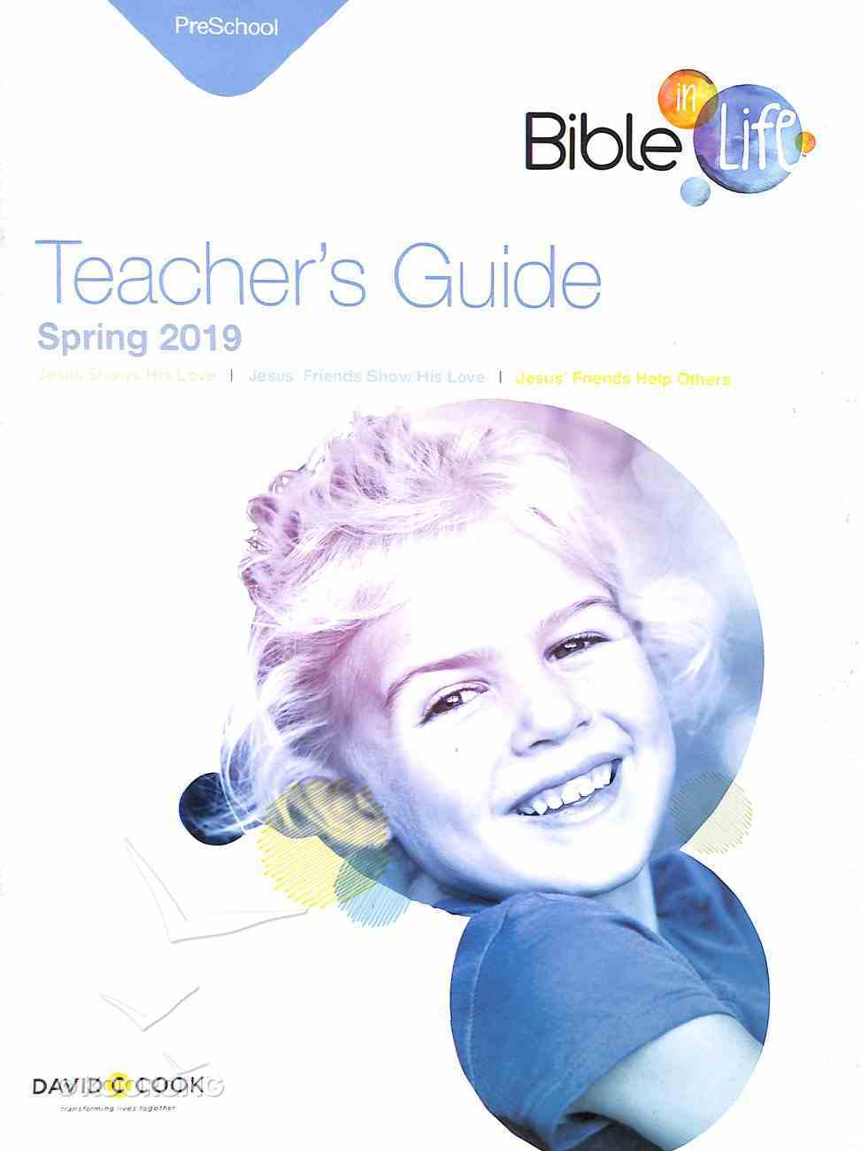 Teacher's Guide (Bible In Life Curriculum Series) Paperback
