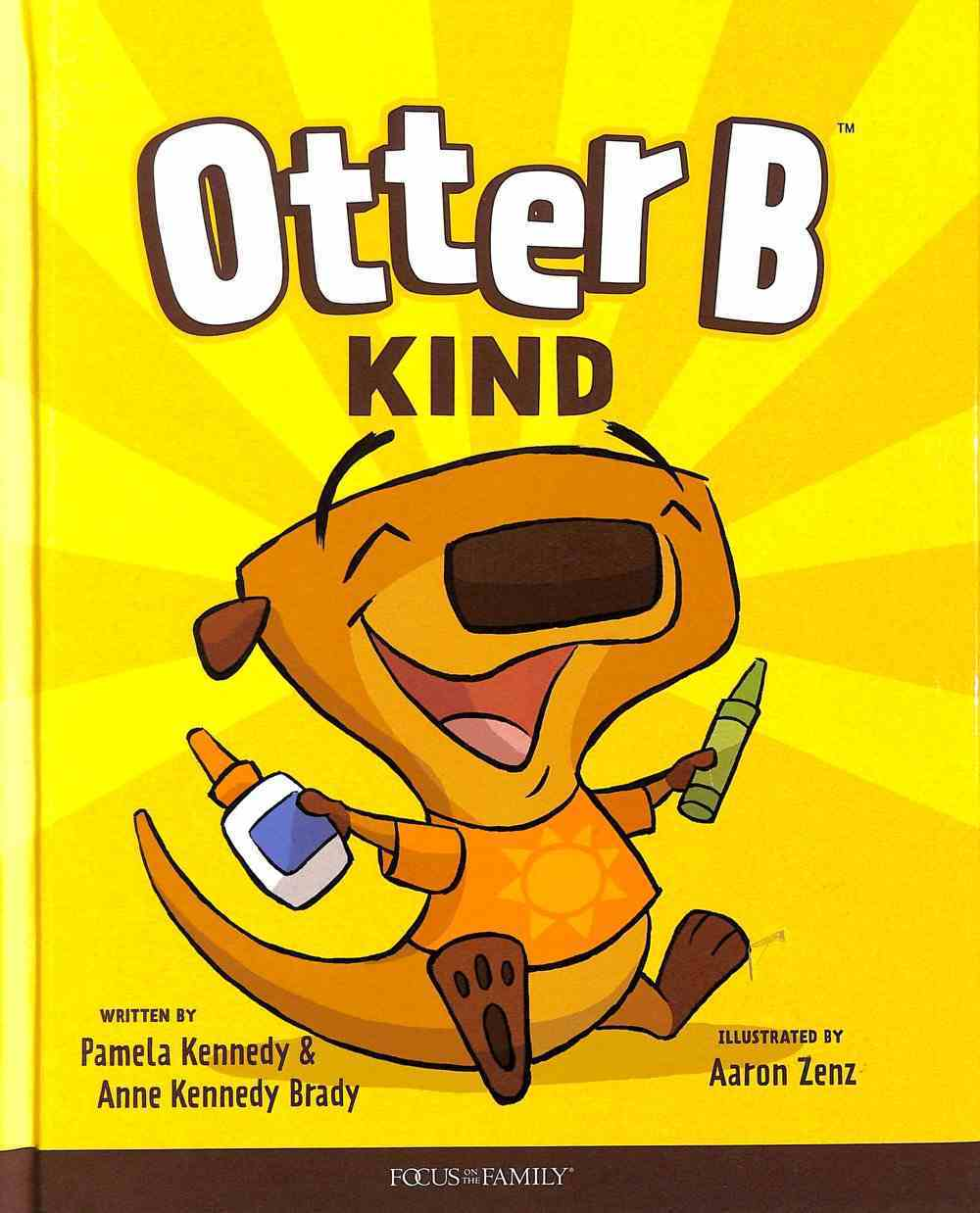 Kind (#02 in Otter B Series) Hardback