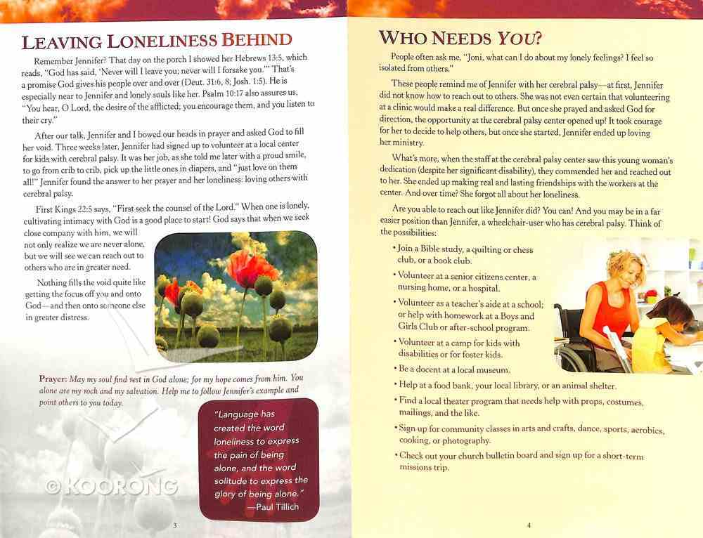No Longer Alone: Loneliness (Rose Guide Series) Pamphlet
