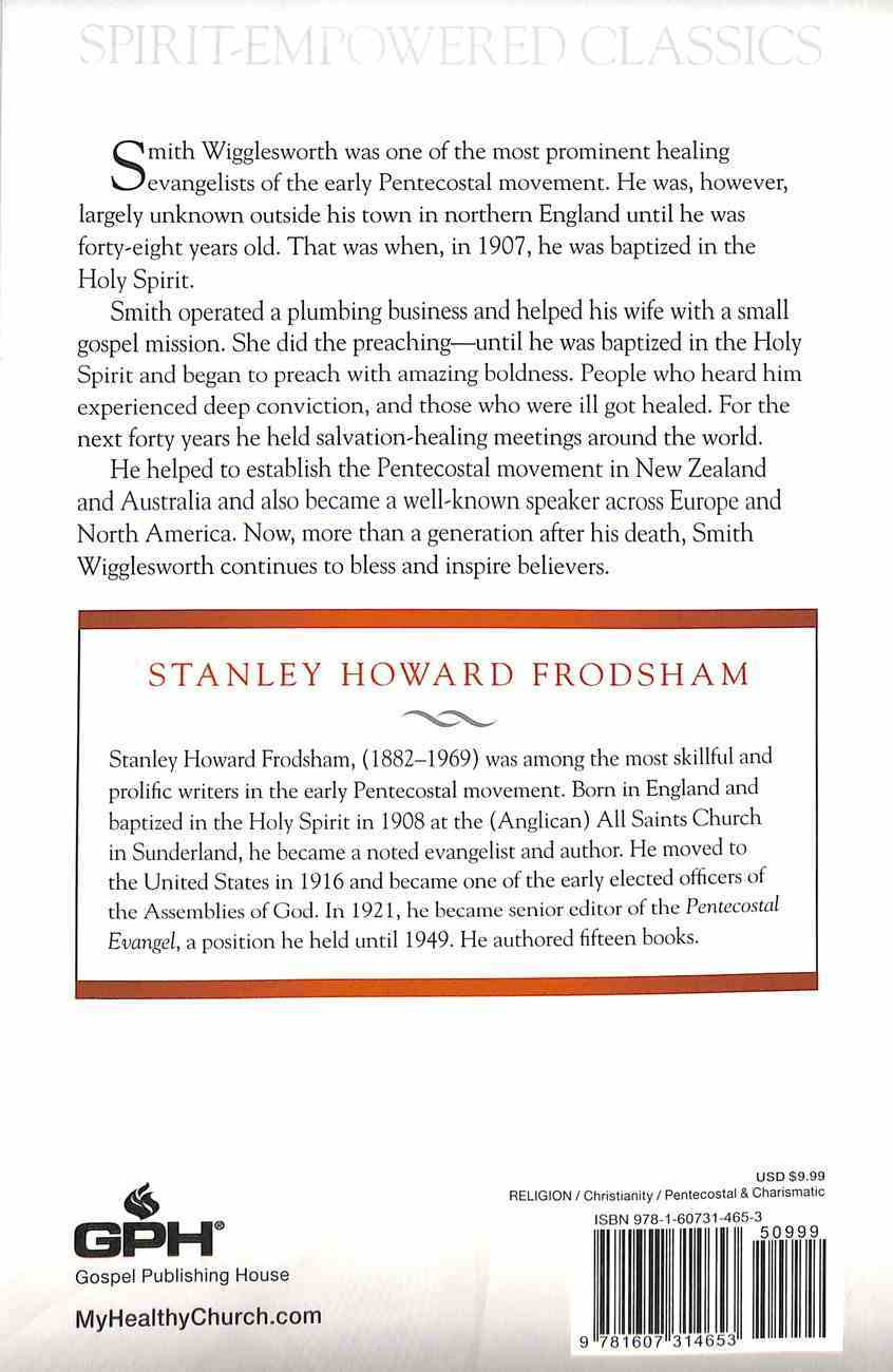 Pcl: Apostle of Faith - Smith Wigglesworth (Rev) Paperback
