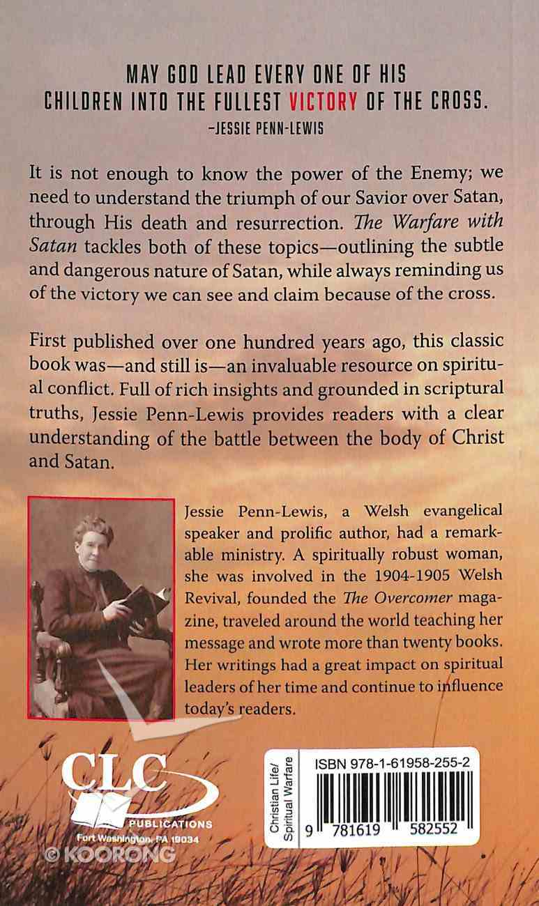 The Warfare With Satan: And the Way of Victory Paperback