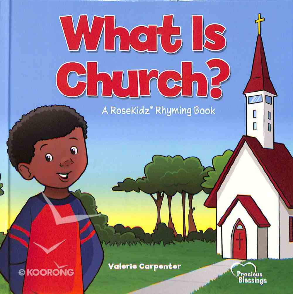 What is Church? (Precious Blessings Series) Hardback
