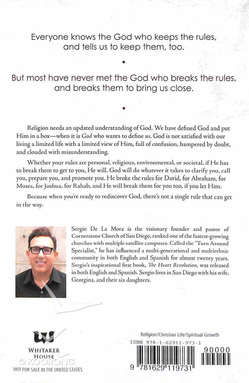 Paradox: The God Who Breaks the Rules Paperback