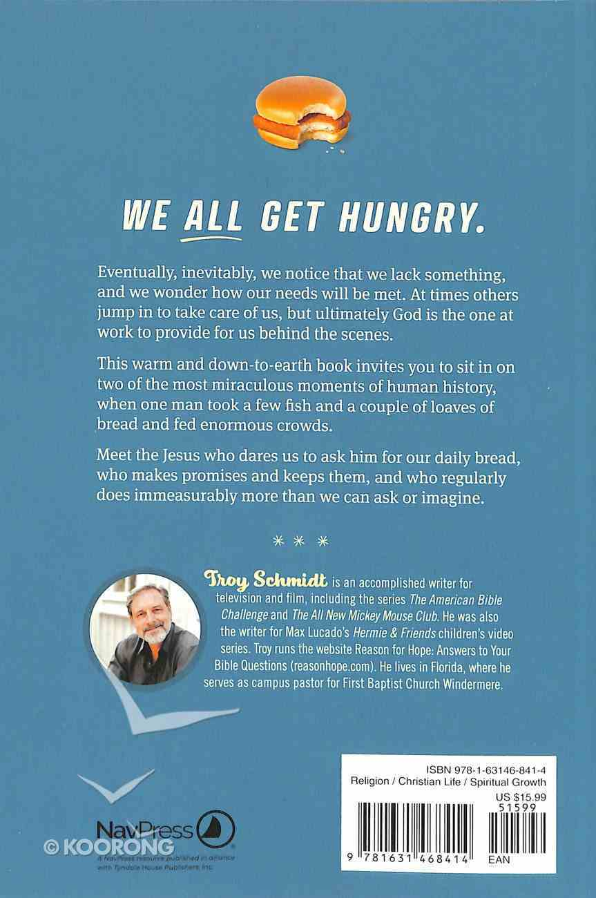 Fish Sandwiches: The Delight of Receiving God's Promises Paperback