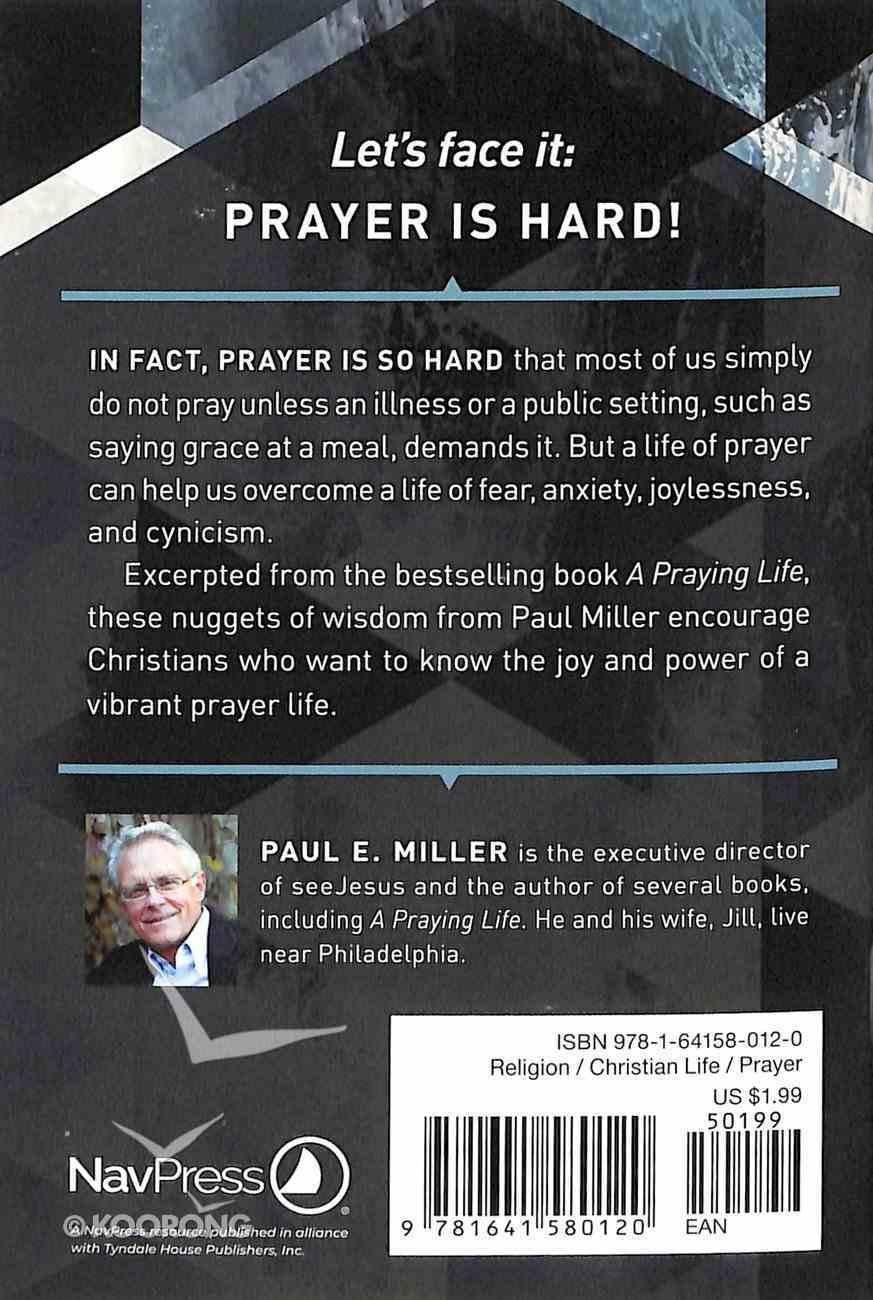 Booklet: Beginning a Praying Life Booklet