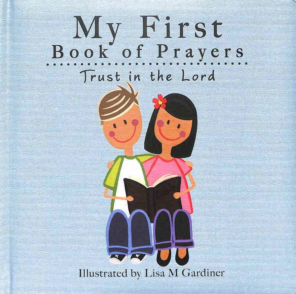 Trust in the Lord Board Book