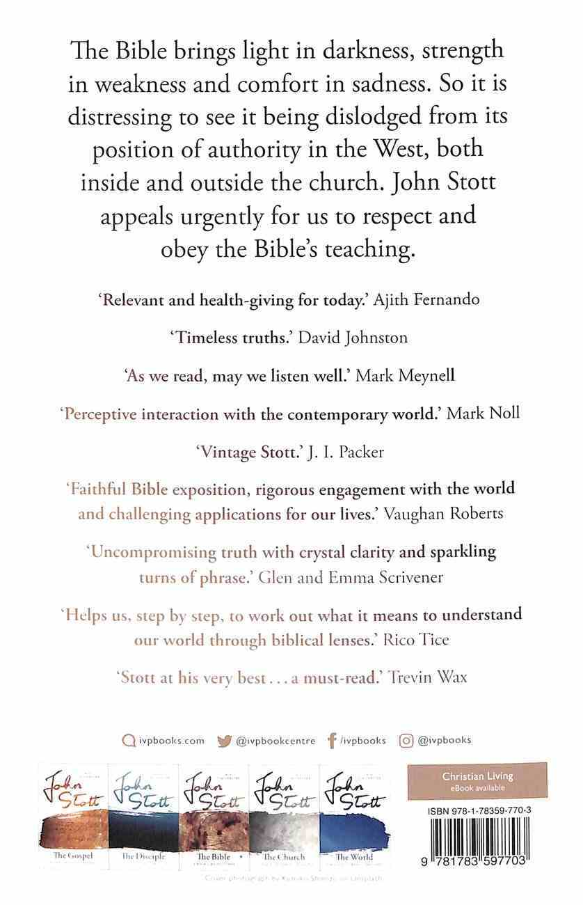 Bible, The: A Book Like No Other (The Contemporary Christian Series) Paperback