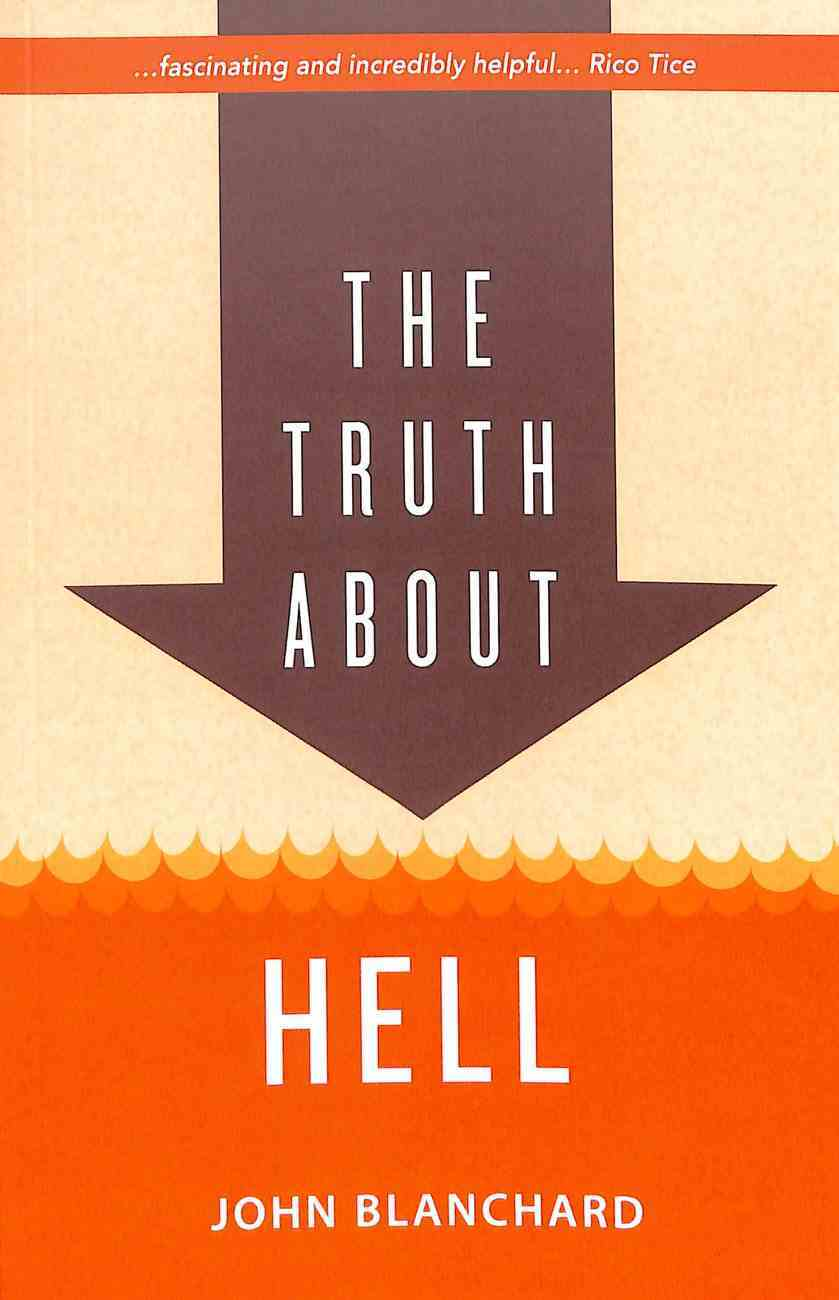 The Booklet Truth About Hell Booklet