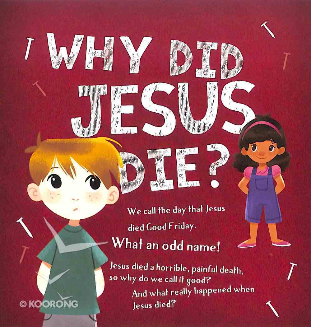 Why Did Jesus Die? Booklet
