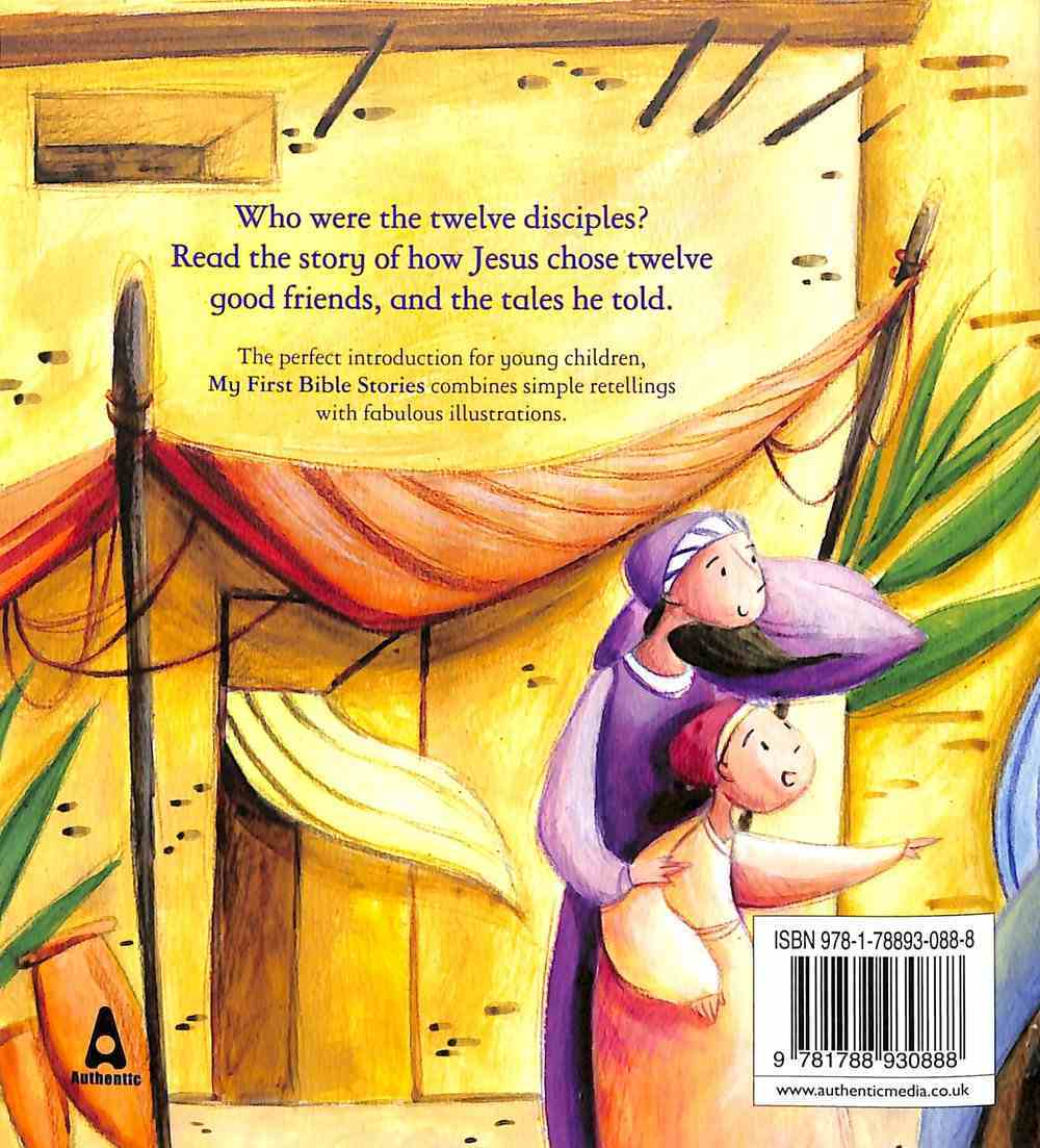 Bible Stories: Jesus and His Disciples Paperback
