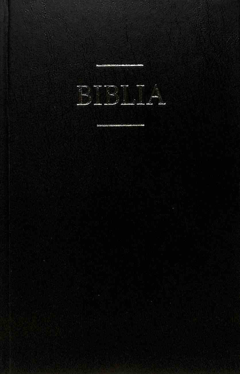 Romanian Bible (Black Letter Edition) Hardback