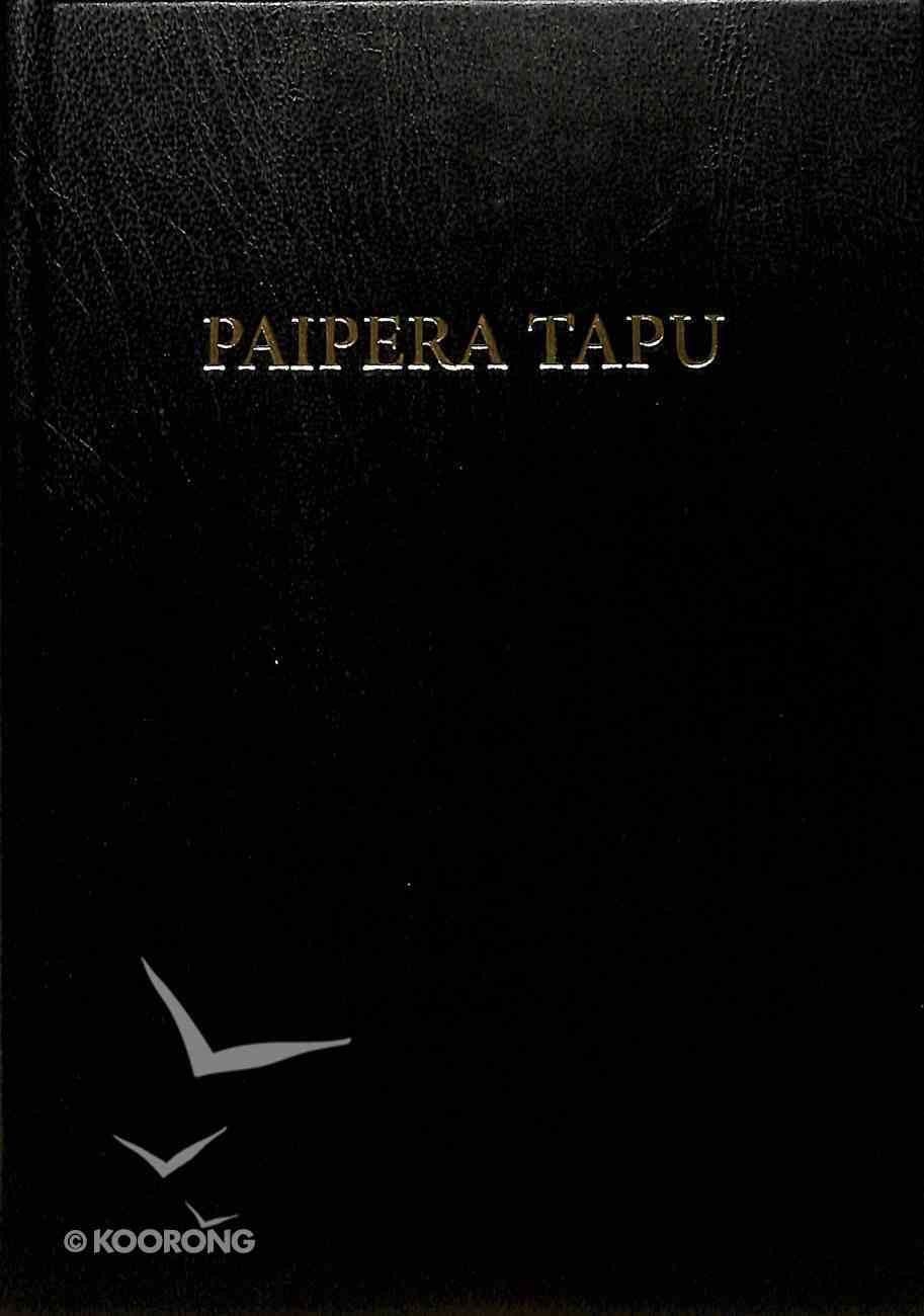 Maori Bible (Black Letter Edition) Hardback