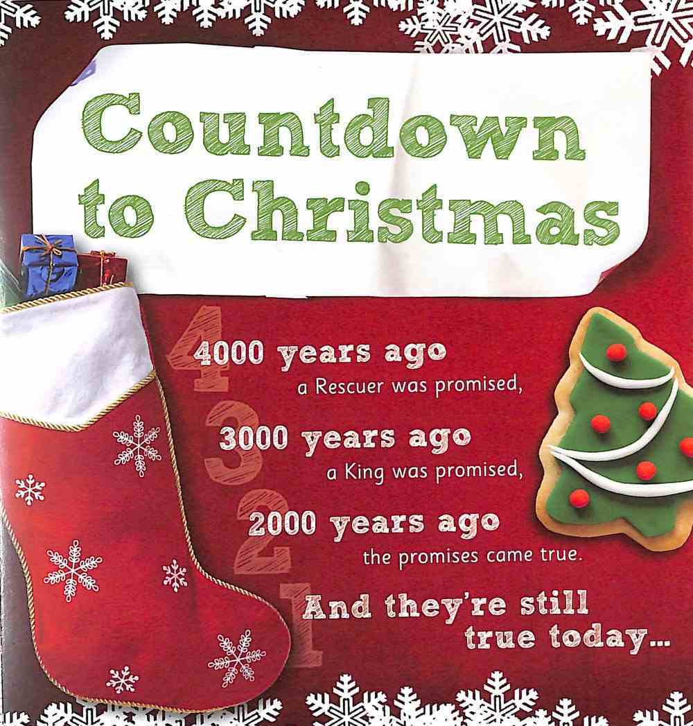 Countdown to Christmas Booklet