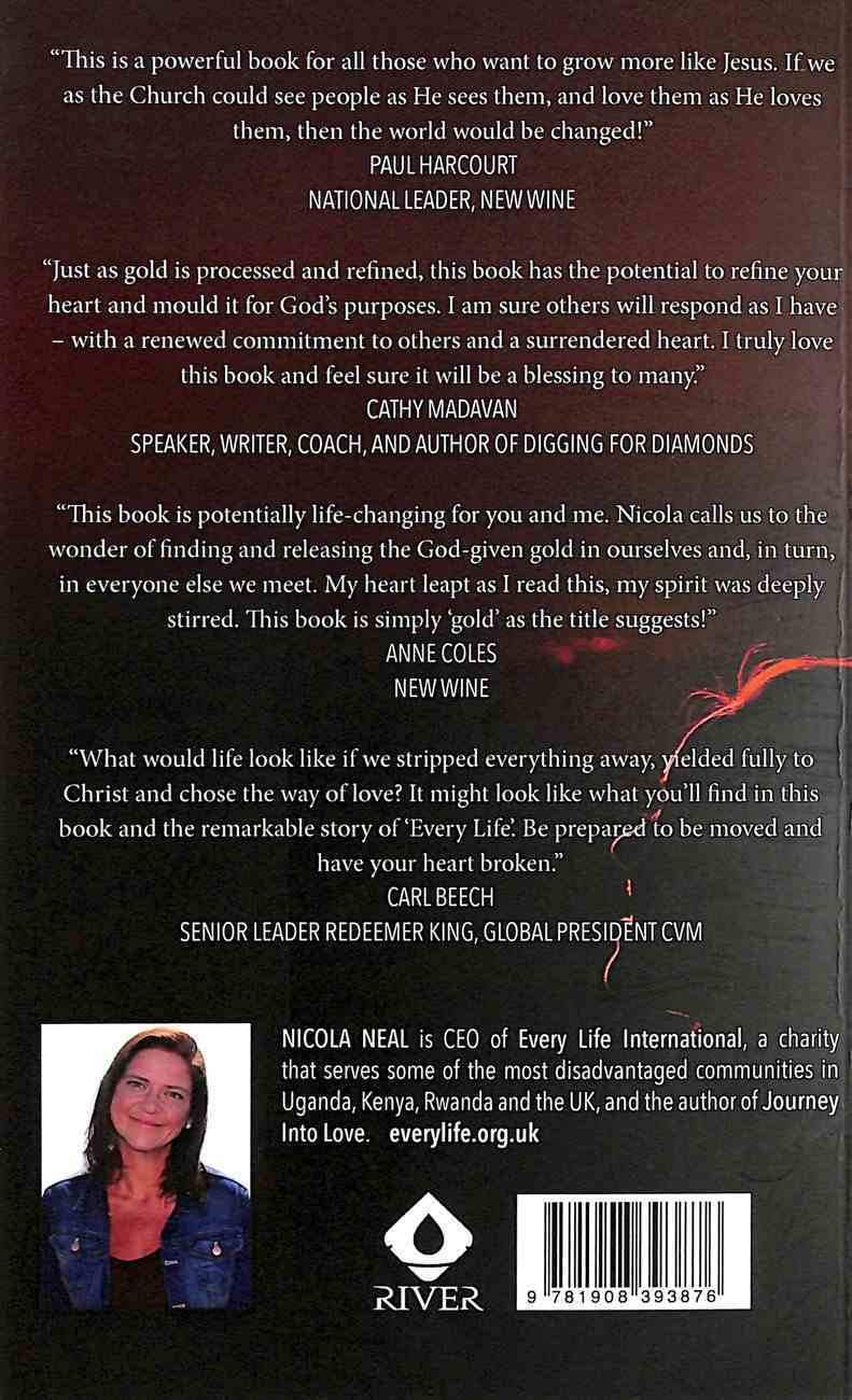 Gold: Finding the God-Given Potential in Every Life Paperback