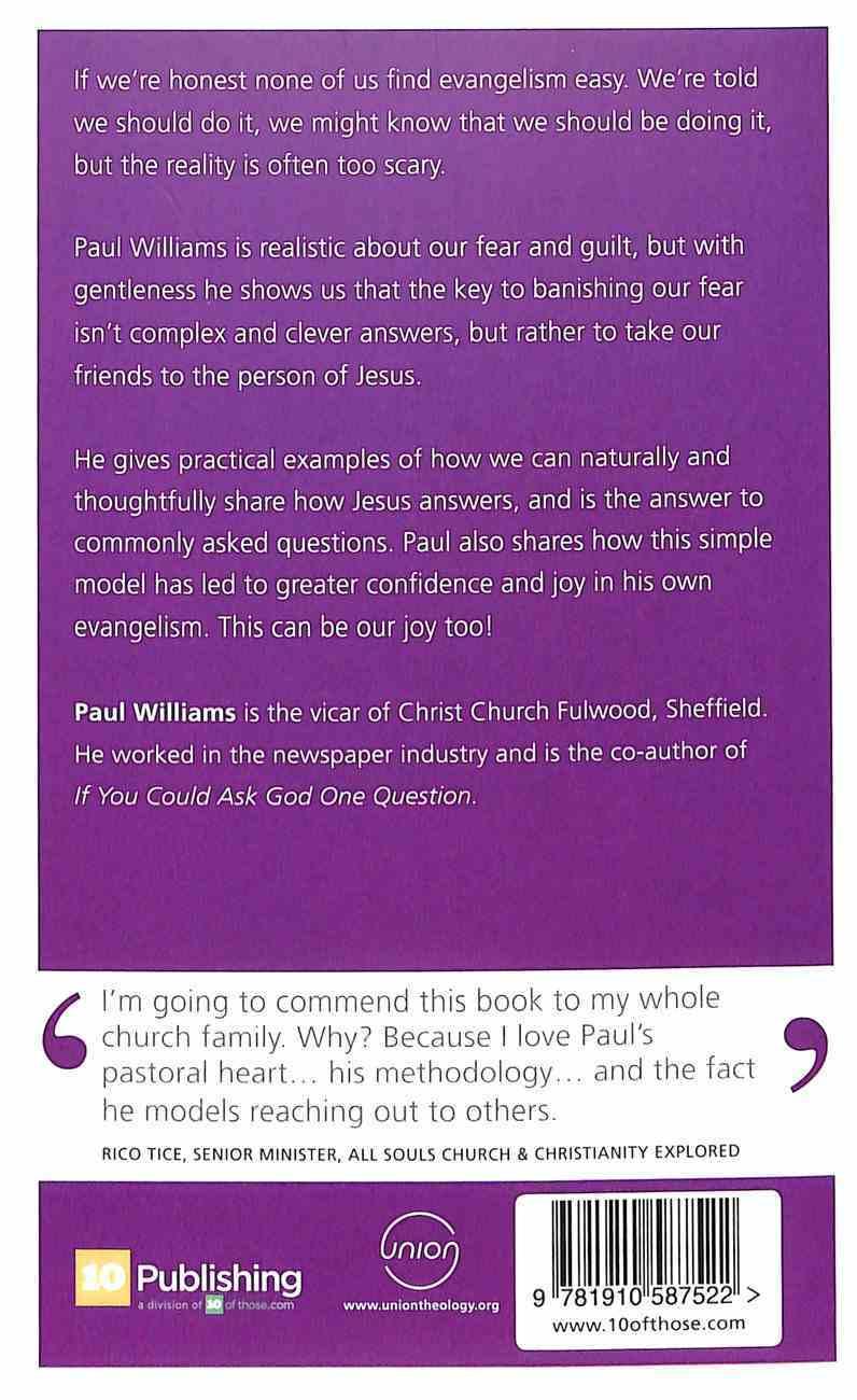 Intentional: Evangelism That Takes People to Jesus Paperback
