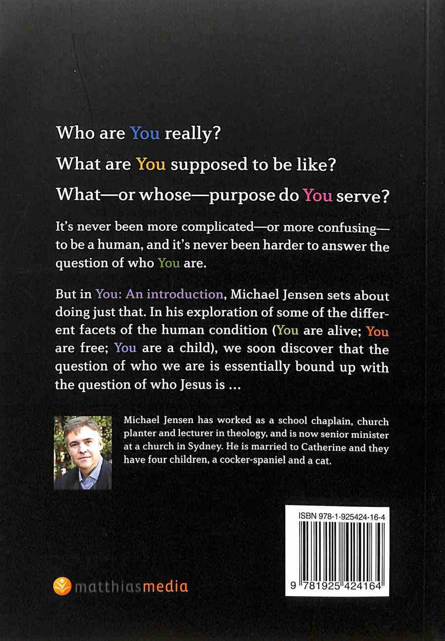 You: An Introduction (Second Edition) Paperback
