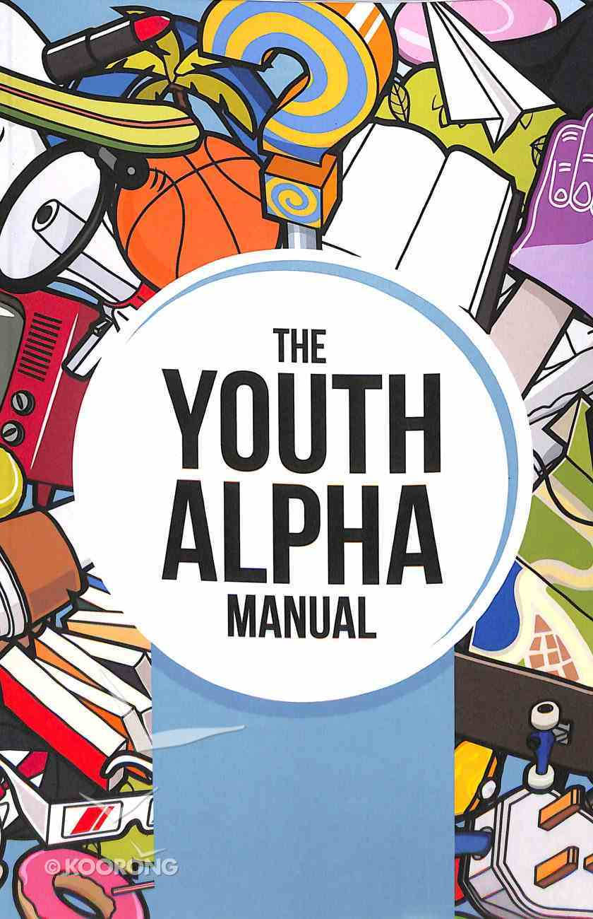 Alpha Younger (Youth Guide) (Alpha North American Series) Paperback