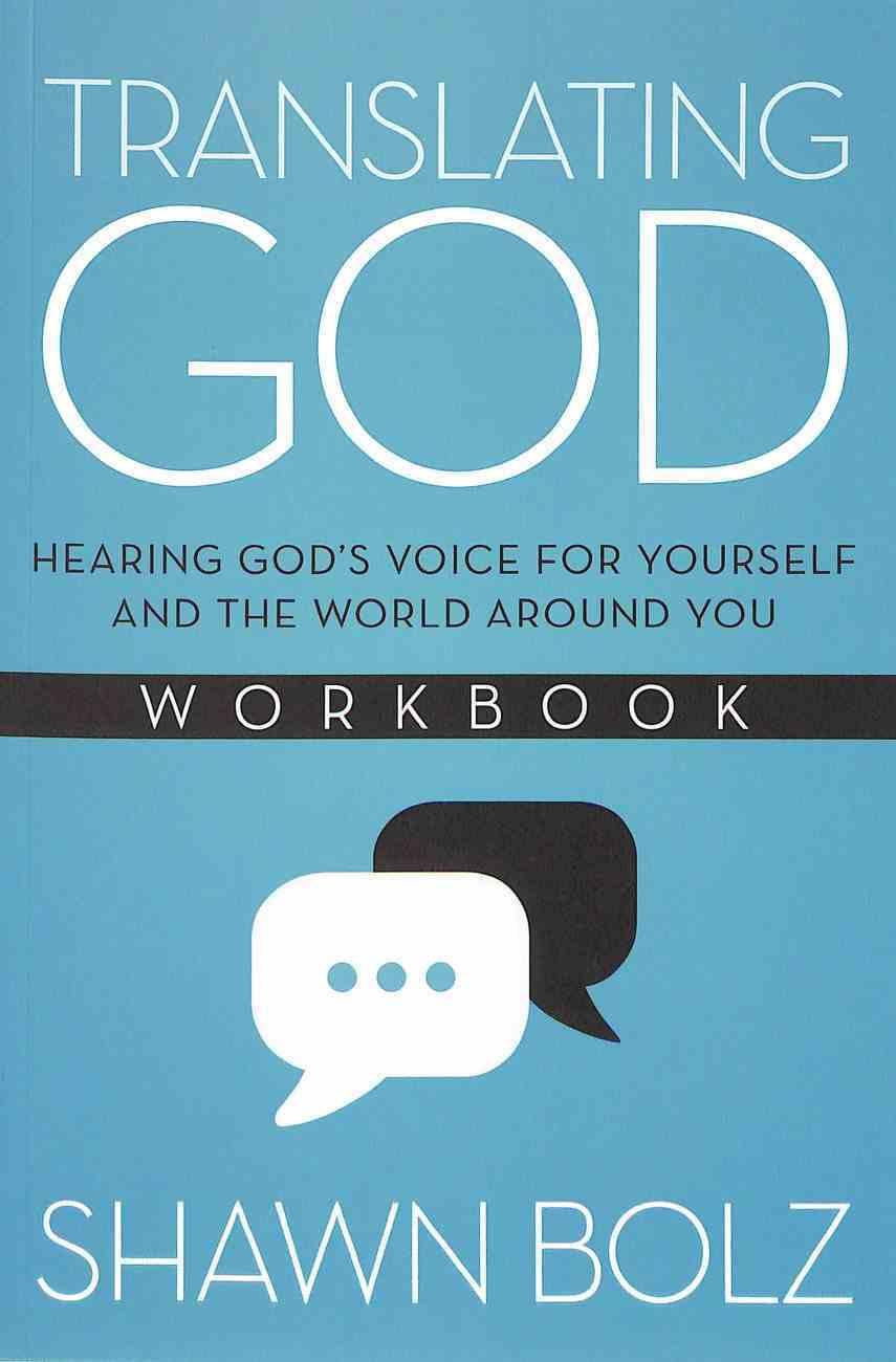 Translating God Workbook Paperback