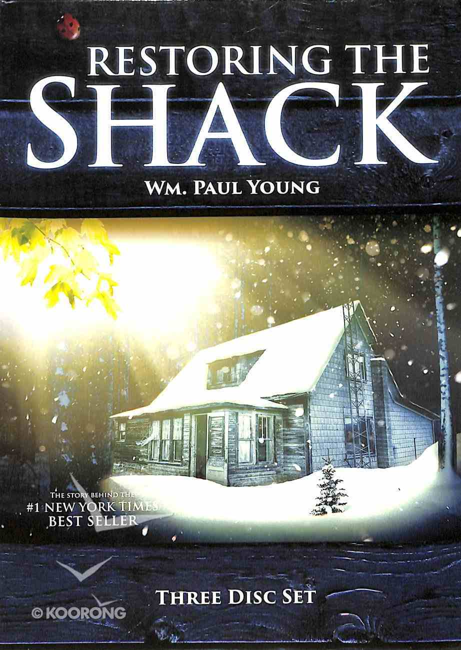 Restoring the Shack (3 Dvd Set) DVD