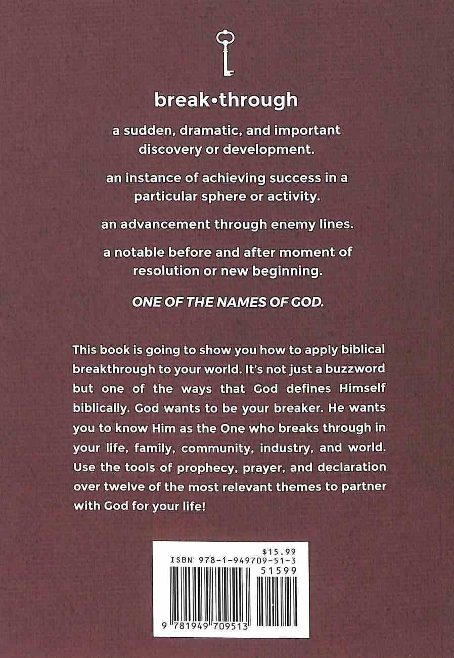 Breakthrough Paperback