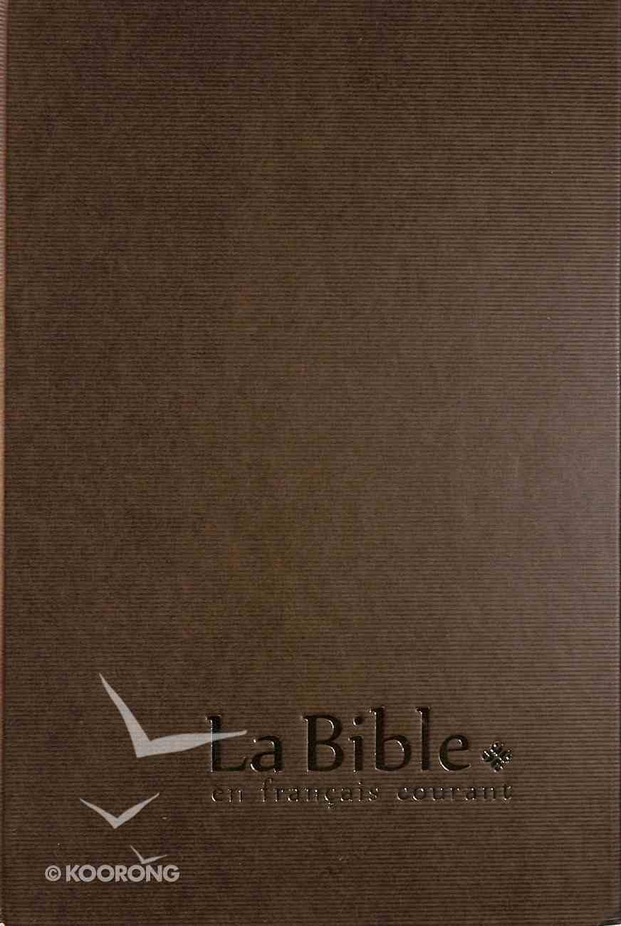 French Bible Large Print Hardback