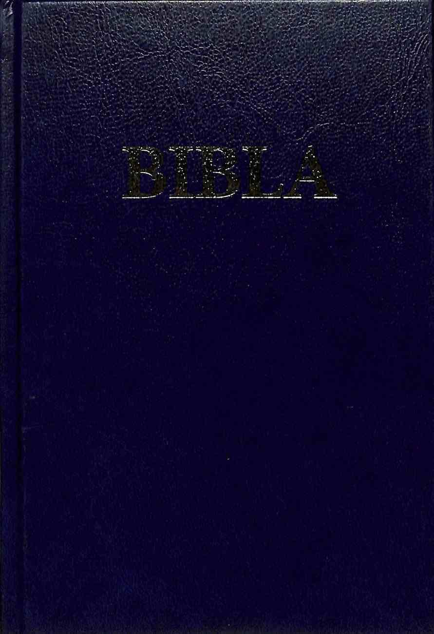 Albanian Complete Bible Hardback