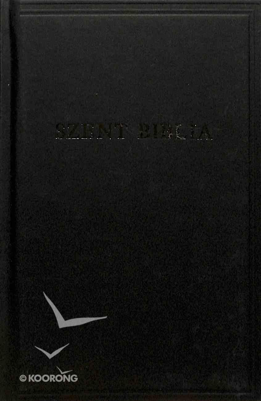 Hungarian Bible Revise Karoli (1908) Hardback