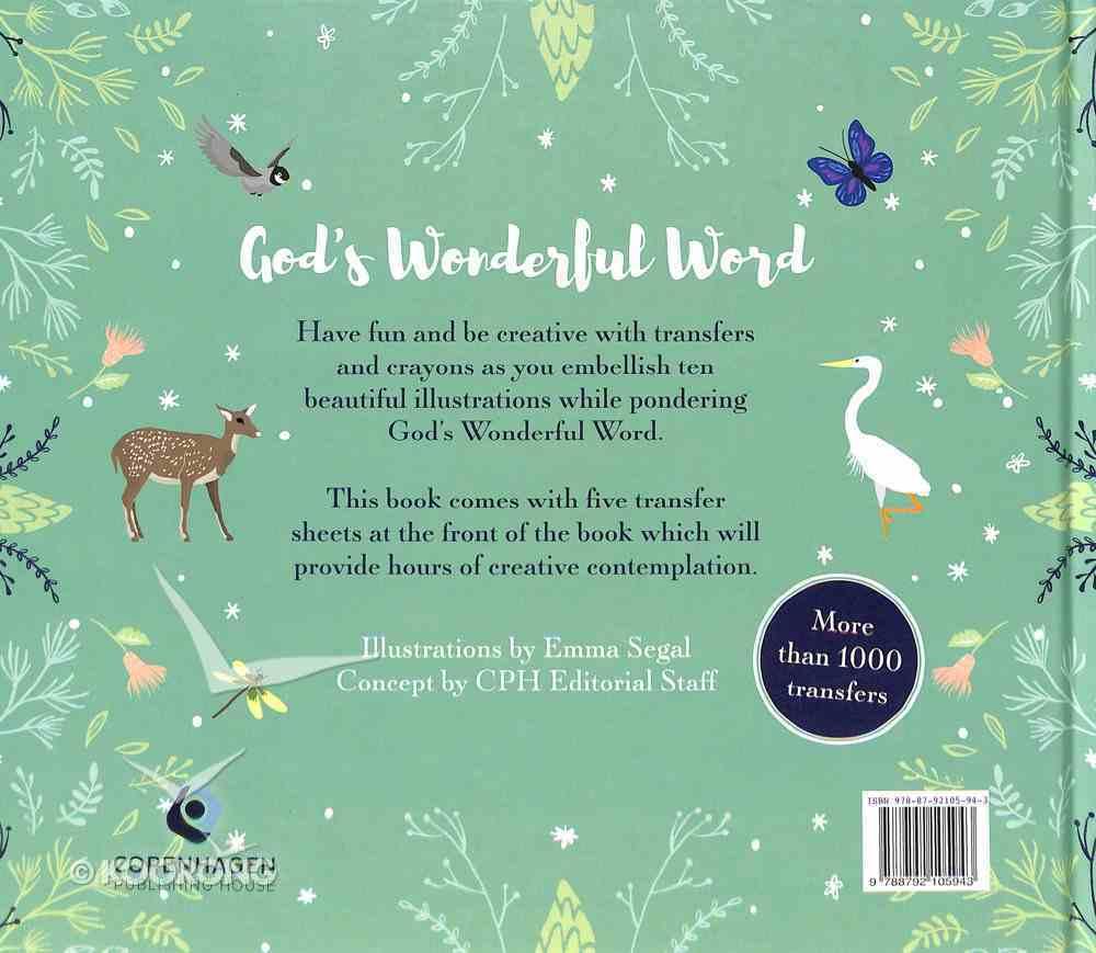 Acb: God's Wonderful Word Hardback