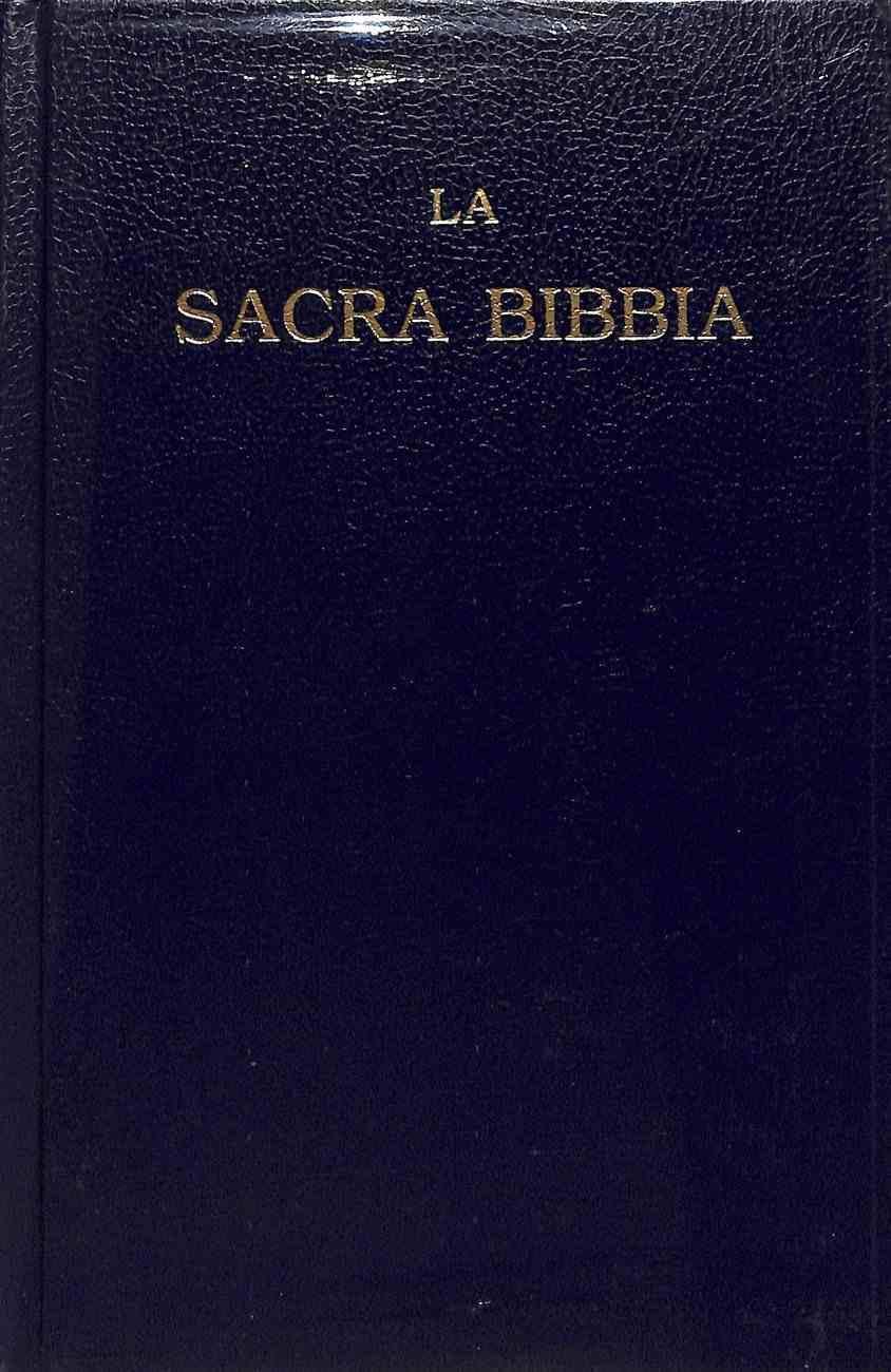 Luzzi Version Italian Bible Hardback