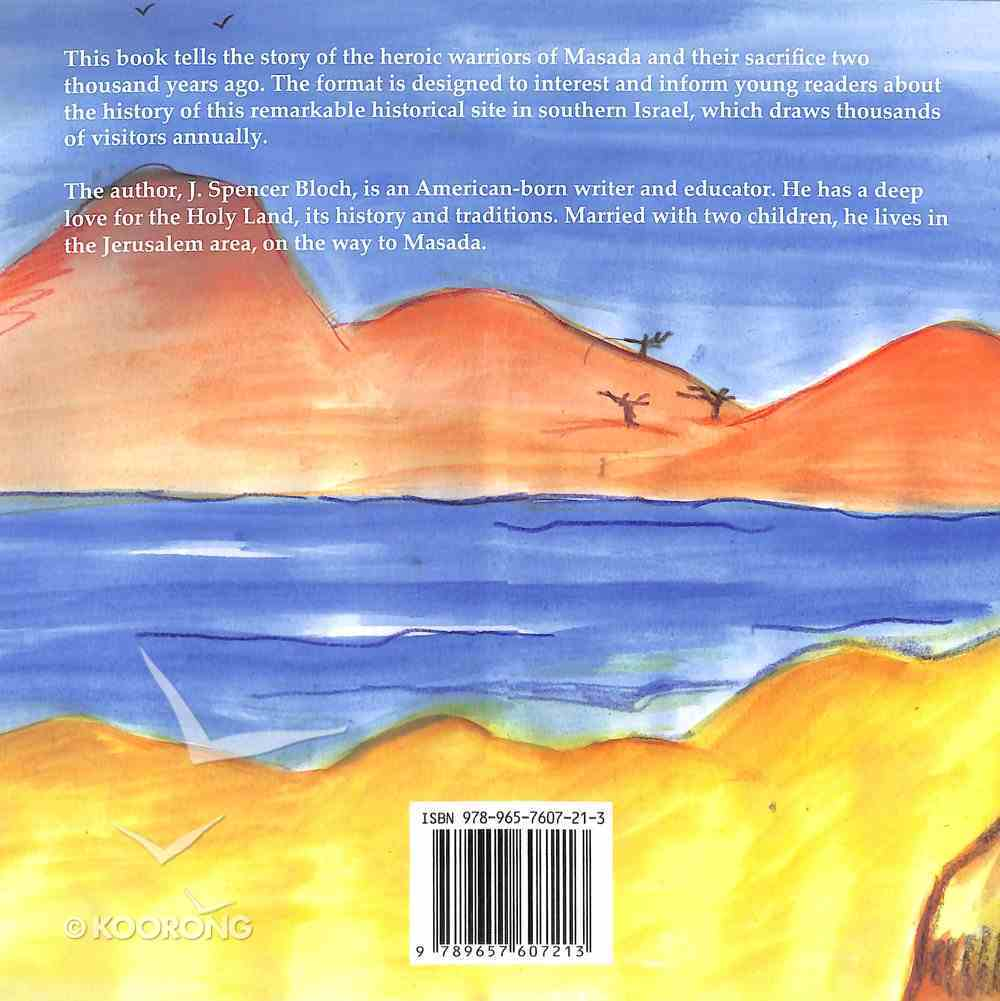 Masada: Judea's Last Stand Paperback