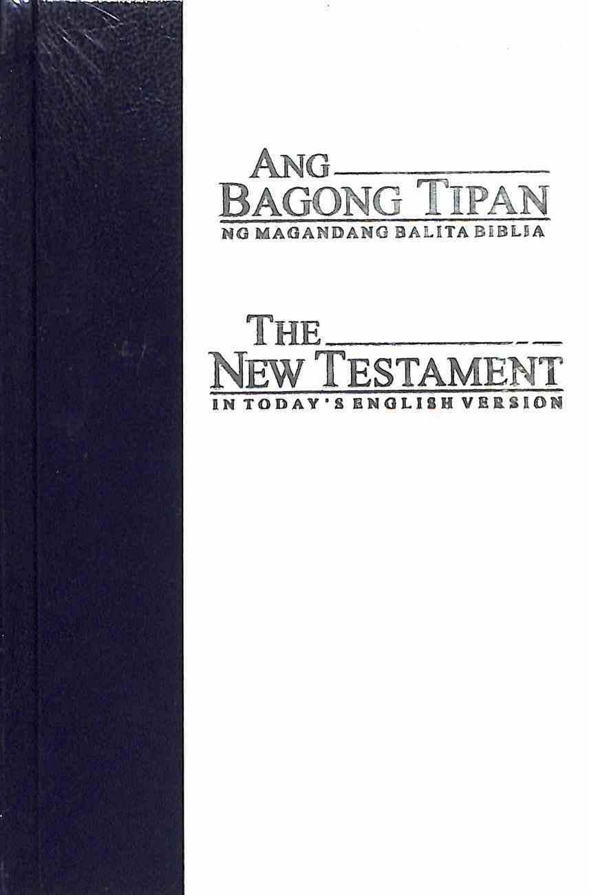 Tagalog/English Pop/Tev New Testament Hardback