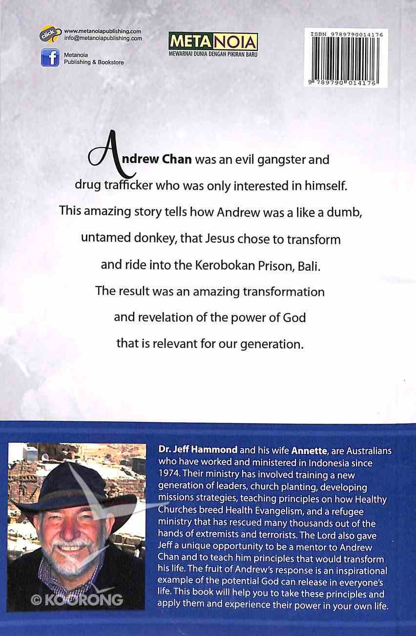 The Andrew Chan Story Paperback