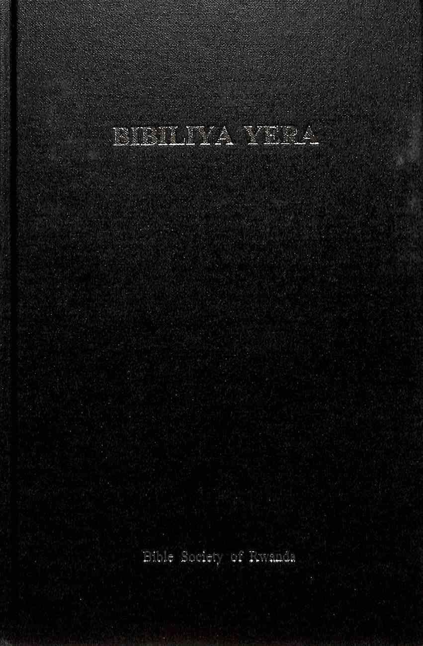 Bibiliya Yera Kinyarwanda (Rwanda) Hardback