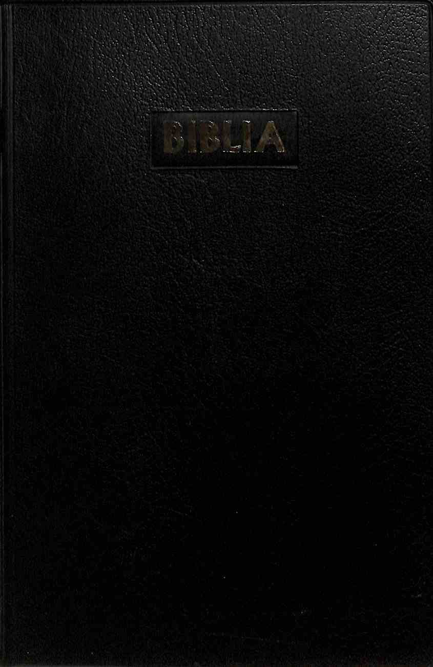 Biblia Black (Ewe Biblia) Imitation Leather
