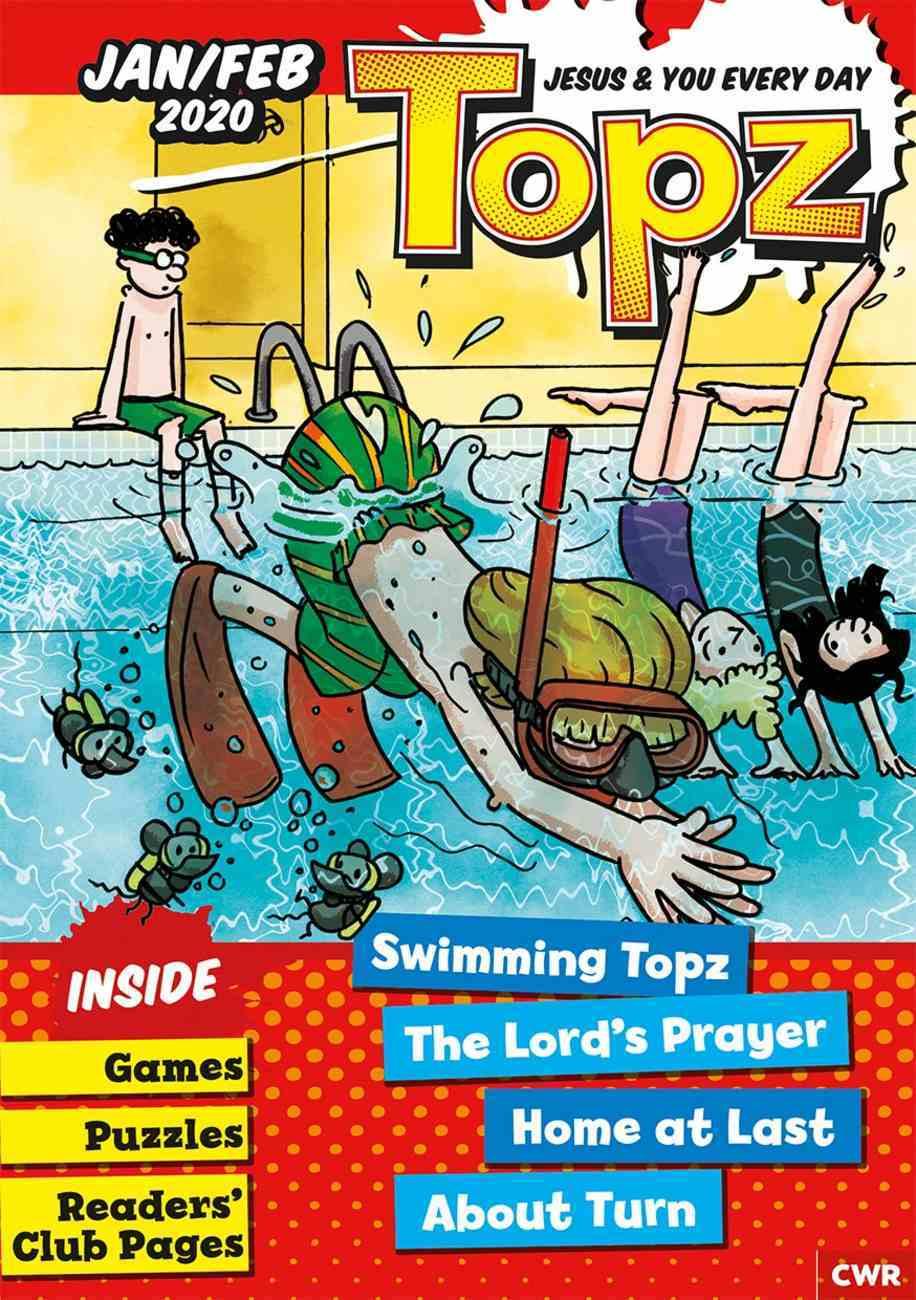 EDWJ: Topz 2020 #01: Jan-Feb Magazine