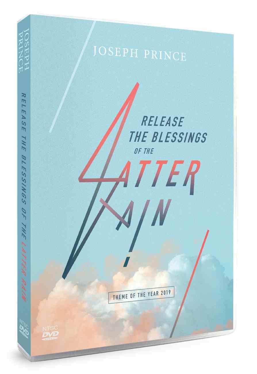 Release the Blessings of the Latter Rain (2 Dvds) DVD