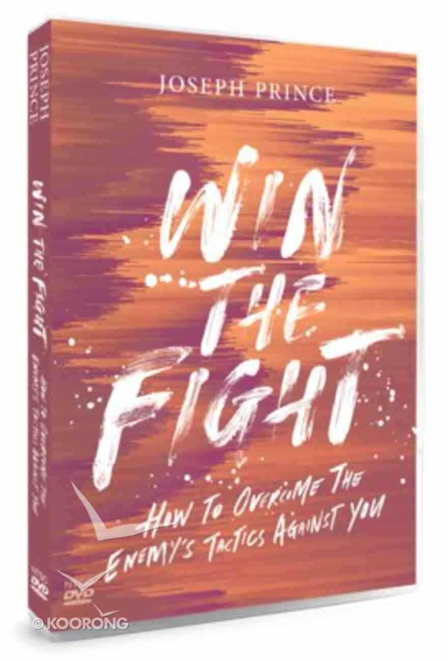 Win the Fight! How to Overcome the Enemy's Tactics Against You (4 Dvds) DVD