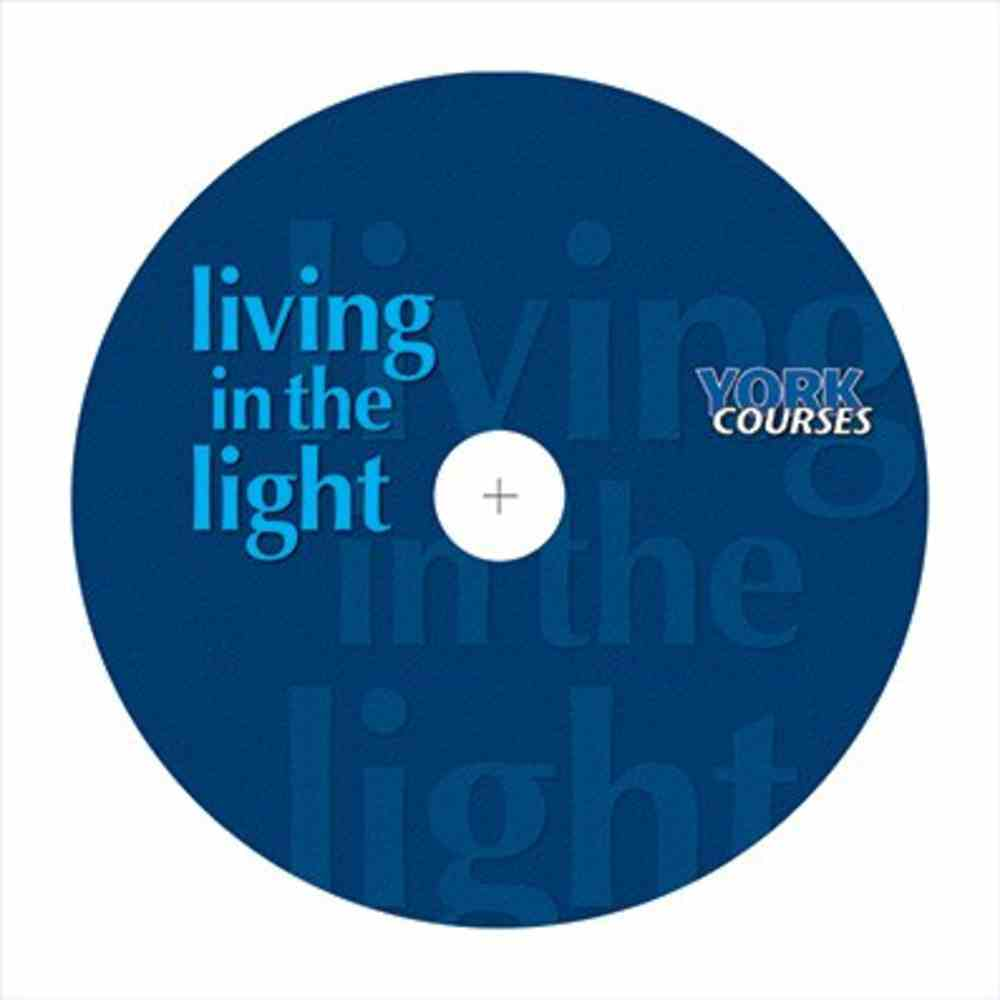 Living in the Light (Cd-Audio) (York Courses Series) CD