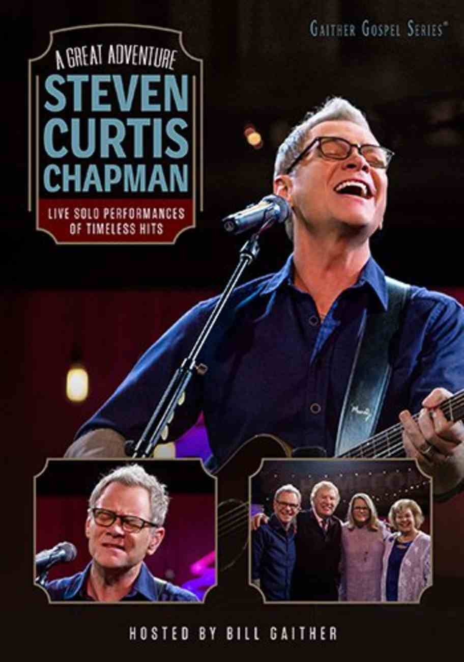 A Great Adventure: Live Solo Performances of Timeless Hits DVD