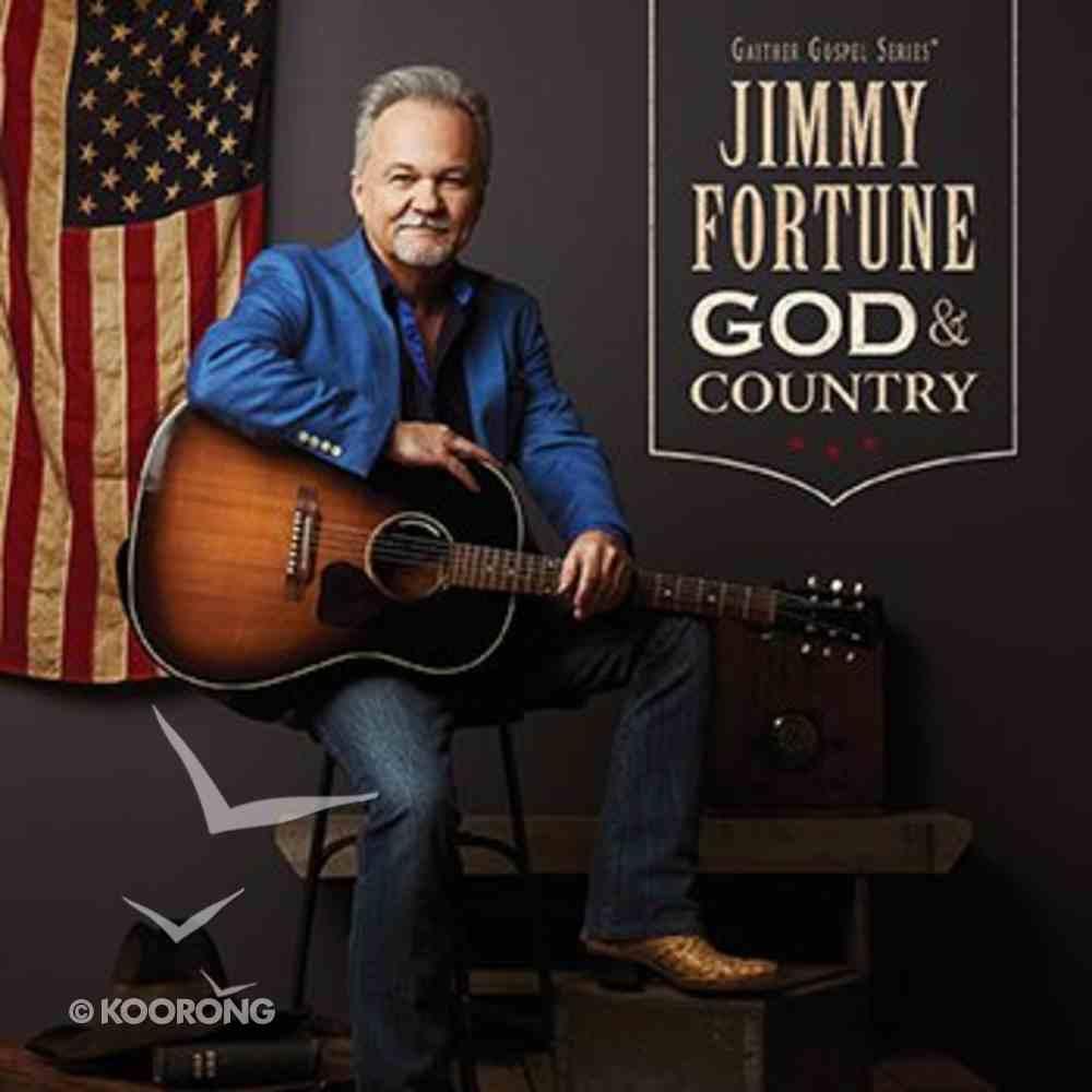 God & Country CD