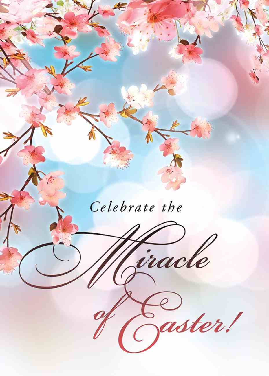Boxed Cards: Easter - Celebrate the Miracle of Easter Box