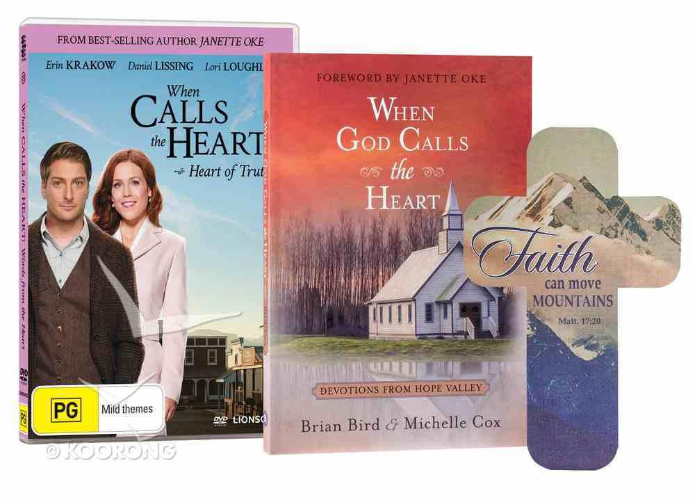 When Calls the Heart #19: Heart of Truth Gift Pack Pack