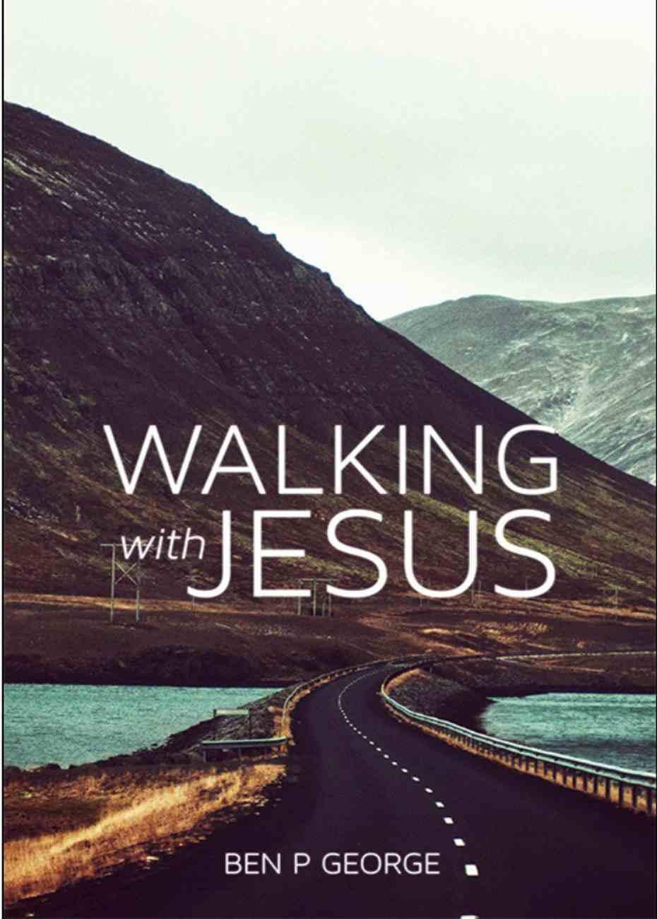 Walking With Jesus Paperback