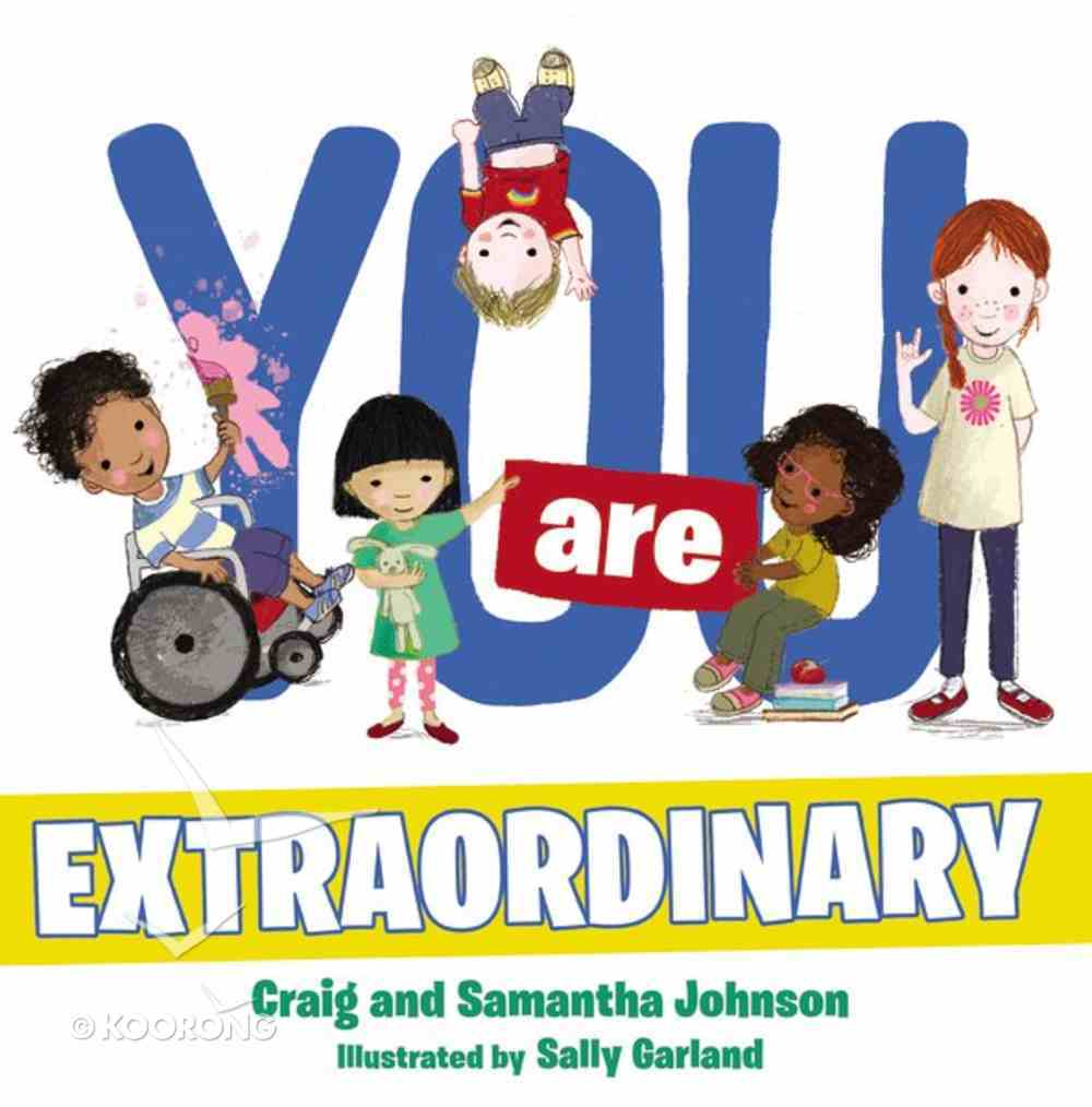 You Are Extraordinary Hardback