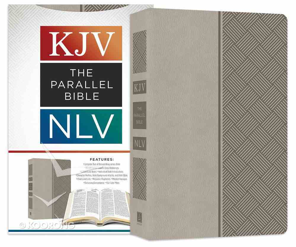 The KJV Nlv Parallel Bible Imitation Leather