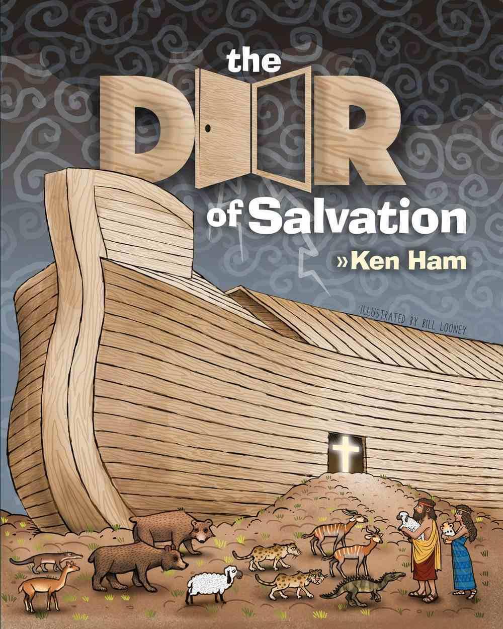 The Door of Salvation Hardback