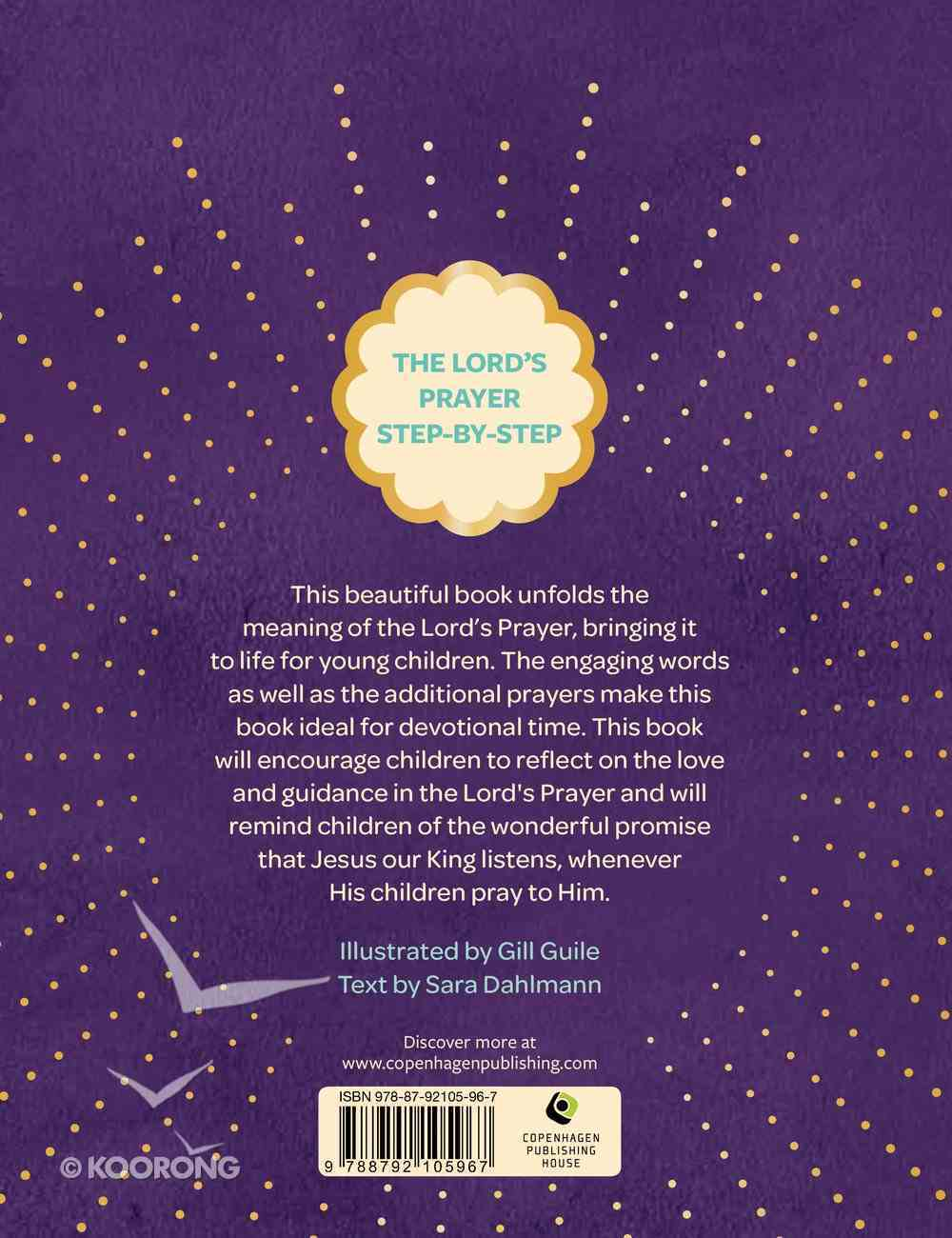 The King is Coming: The Lord's Prayer Hardback