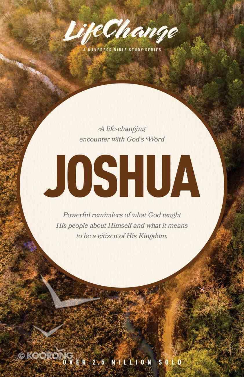 Joshua (Lifechange Study Series) Paperback