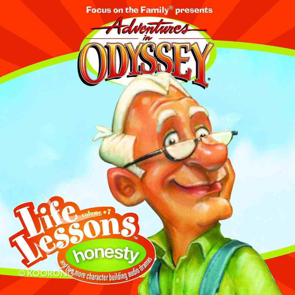Honesty (#07 in Adventures In Odyssey Audio Life Lessons Series) CD